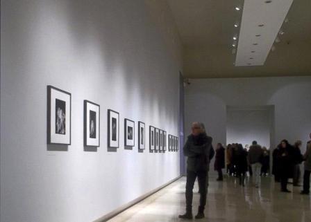Benedette foto carmelo bene visto da claudio abate for Mostra palazzo delle esposizioni