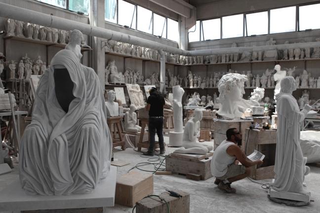Studi d'Arte Cave Michelangelo