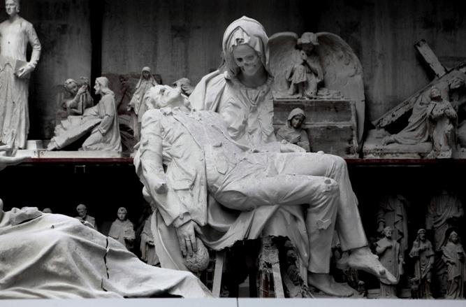 Studi d'Arte Cave Michelangelo - Jan Fabre