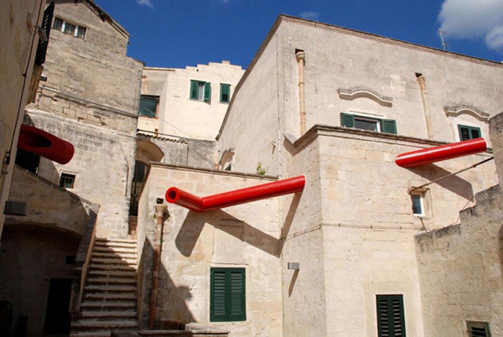 Alberto Timossi, Le parti del discorso, Musma, Matera, 2008